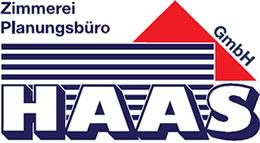 Zimmerei und Planungsbüro Haas Logo